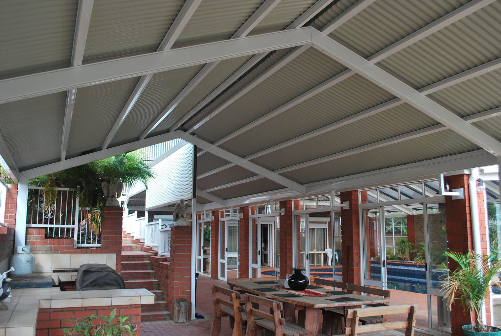 Hip Roof Carport And Verandah Wholesalers