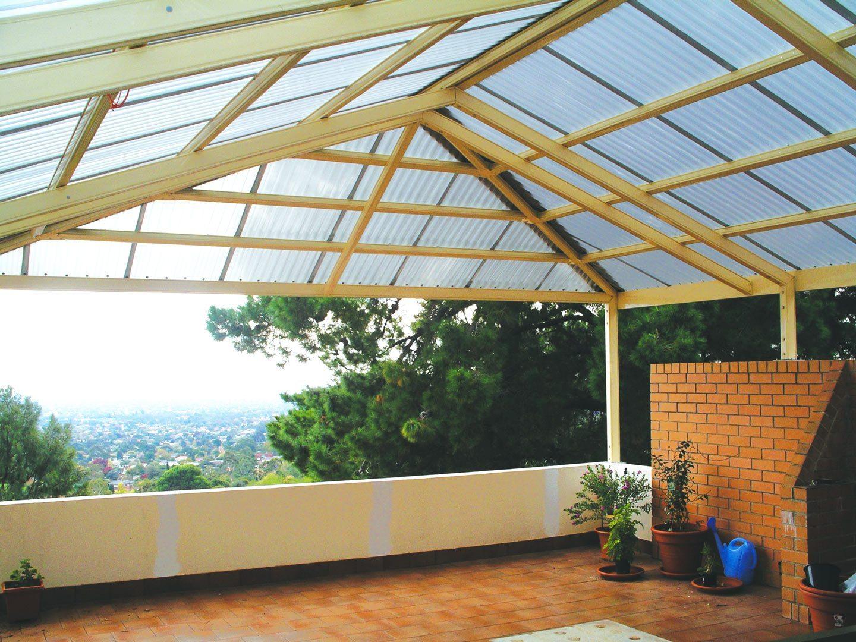 Hip roof carport and verandah wholesalers for Hip roof carport plans